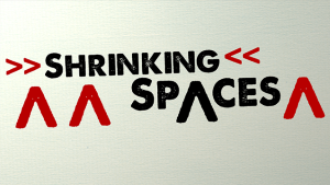 Shrinking Spaces Veranstaltungen Februar bis Mai 2021