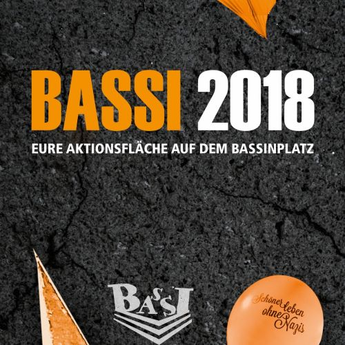 Veranstaltungen auf dem BASSI 2018