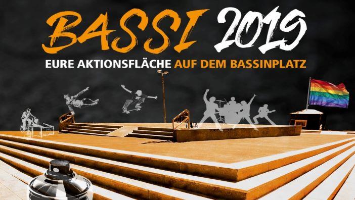 Veranstaltungen auf dem BASSI 2019