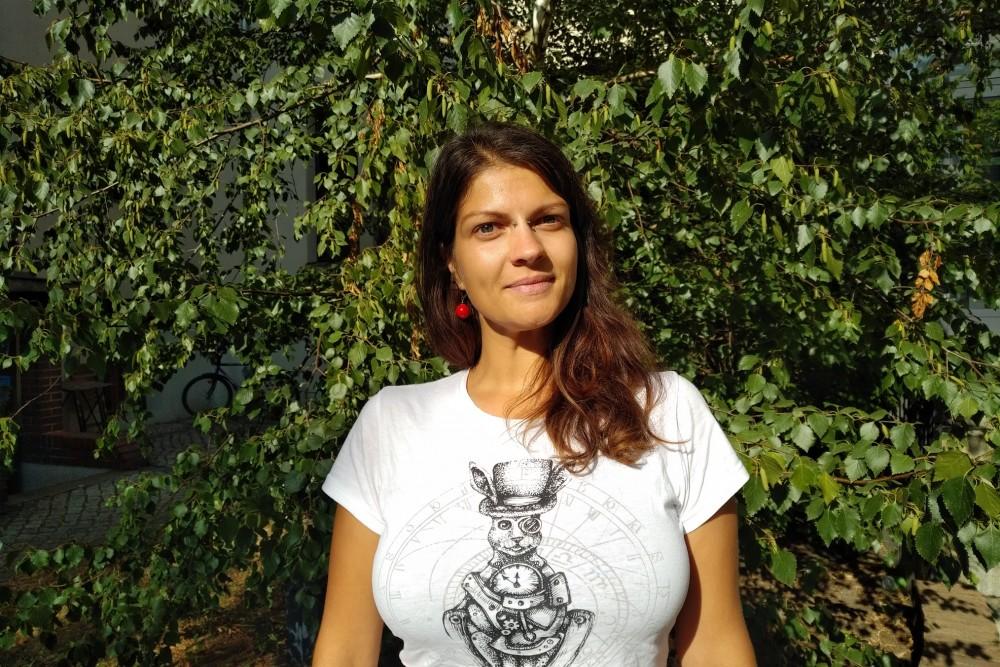 **Sylvia Swierkowski** Mitarbeiterin im Kinder- und Jugendbüro Potsdam