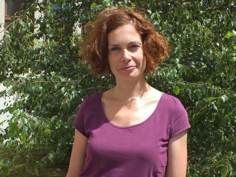 **Manuela Neels** Mitarbeiterin im Kinder- und Jugendbüro Potsdam